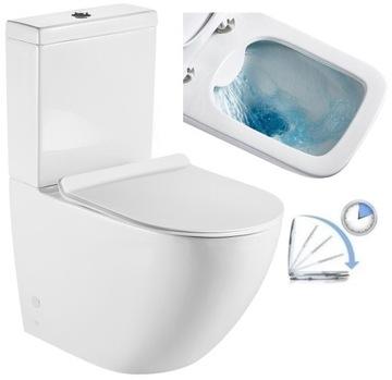 Kompaktný WC Rimless Willurt Zdarma