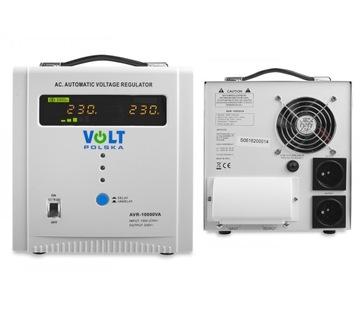 Aktuálny energetický stabilizátor AVR 10000VA