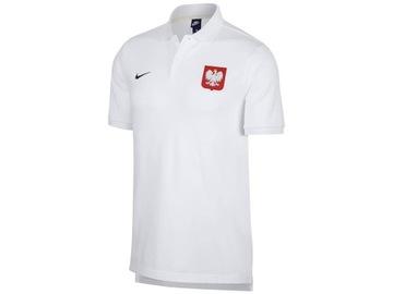 Nike Polska Polo tričko Poľský tkaný znak l