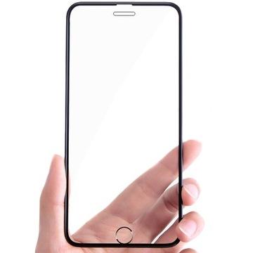 Full Glue 5D Glass rýchlo na iPhone 6 6s 7 8 SE 2