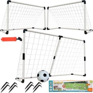 Veľký futbalový gól 180x120 cm Gateway 2in1 + Ball