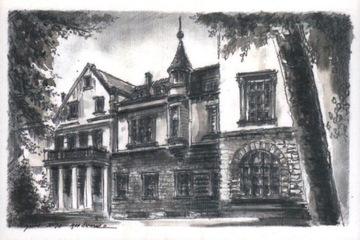 HoryNiec Zdrój - bývalý palác Belin