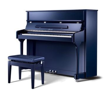 Piano Ritmüller Canon 118 EU BLUE SHIST