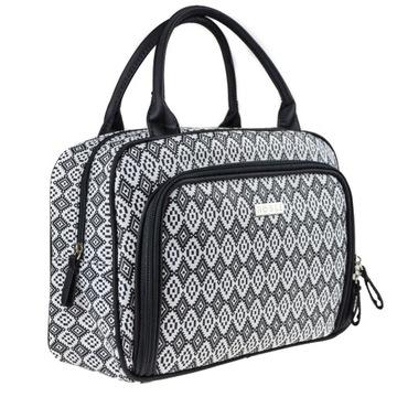 Veľký dámsky kozmetický tašku pre ušľachtilé kozmetiky