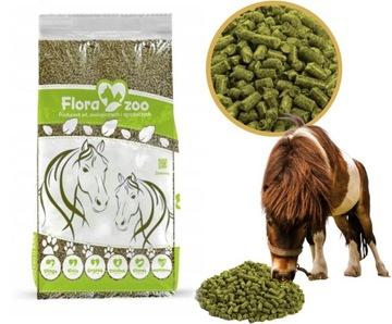 Lucerne Feed Pellet Granulát na 10 kg koní