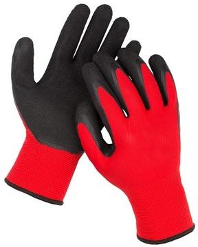 Rukavice pracujúce rukavice vulkanizované