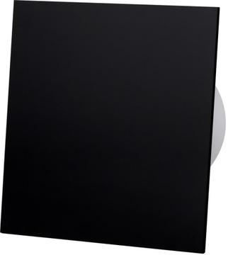 Ventilátor s panelom Black Shine Higrostat FI100