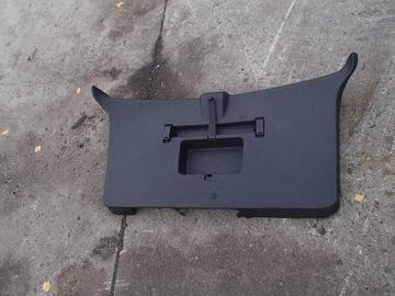 Защита крышки багажника накладка opel zafira b рестайлинг, фото