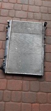 Ssangyong korando 2.9 радиатор водяной, фото