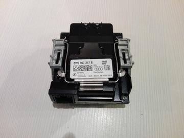 Audi a4 b9 8w a5 камера ассистент смены полосы движения радар перед, фото