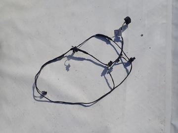 Bmw x5 f15 13 - проводка заднего бампера 4 датчика парковки, фото