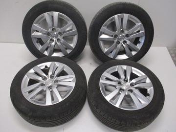 Колеса диски шины peugeot 308 sw r16, фото