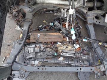 Chevrolet trax 2013 1.4 t балка подвески подрамник, фото