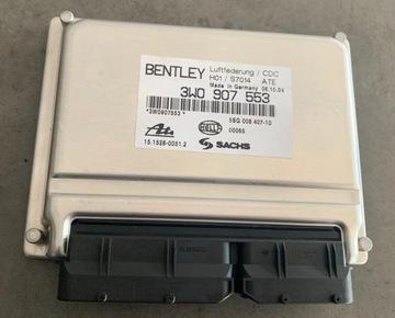 Bentley continental блок подвеска 3w0907553, фото