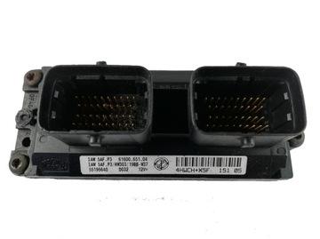 Компьютер punto iaw 5af. p3 обслуживание разпинованный иммобилайзер!, фото