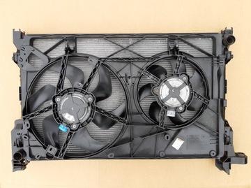 Комплект радиаторов nv300 trafic 3 talento vivaro b, фото