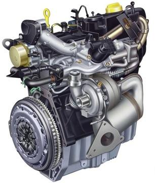 Двигатель 1.5 dci renault dacia nissan delphi европа 5, фото