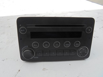 Автомагнитола 939 cd alfa romeo brera, фото