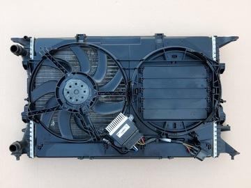 Комплект радиаторов audi q3 8u q5 8r a4 b8 8k a5 8t, фото