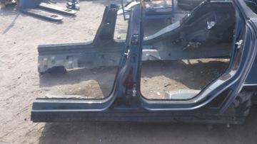 Mercedes b w245 левый порог стойка центральная, фото