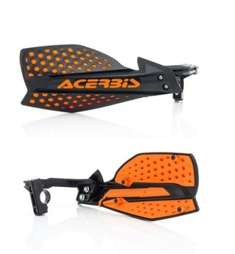 Защиты рук handbary накладки acerbis x-ultimate ktm, фото