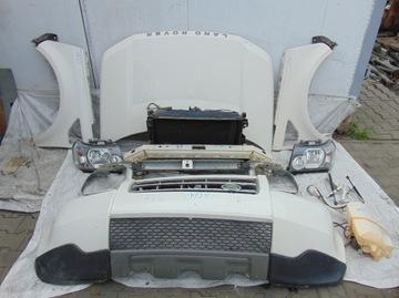 Land rover freelander 2 капот фонаря крыло, фото