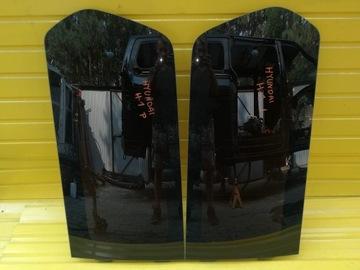 Hyundai h1 стекло откидное левая правая бок 08-14, фото