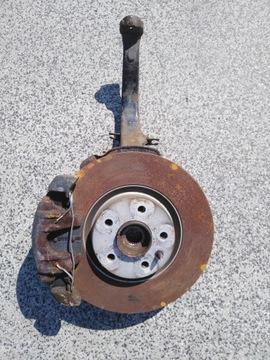 Alfa romeo 156 ступица диск сцепления супорт передний левый (531, фото