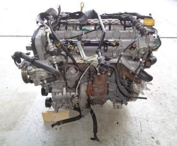 Двигатель alfa romeo 159 brera 2.4 jtdm 939a3000 комплект, фото