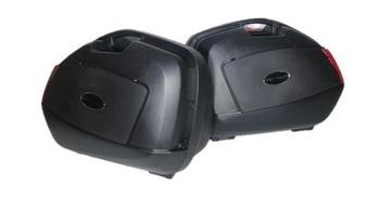 Багажник багажники боковое kawasaki versys 650 givi v35n, фото