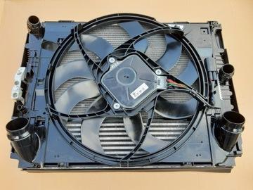 Комплект радиаторов f20 f22 f30 f31 f32 f33 f34 америка, фото