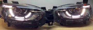 Mazda cx5 фонаря полный светодиод одна линза светодиод 100%, фото