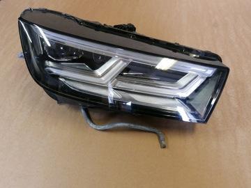 Audi q5 80a фара передняя matrix правая 80a941036, фото