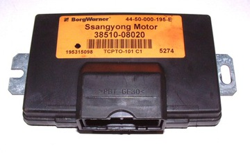 Блок курса 4x4 ssangyong rexton номер. 38510-08020, фото
