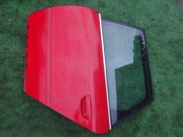 Audi a6 c5 дверь левая задняя комплектные ly3d, фото