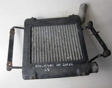 Интеркулер вентилятор hyundai h1 fl 2.5 дверей 2006 год, фото