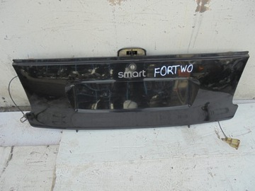 Крышка зад нижняя smart fortwo 1, фото
