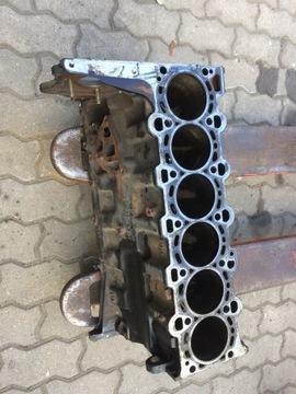 Bmw e39 e46 m57 3, 0d 184km блок двигателя 306d1, фото