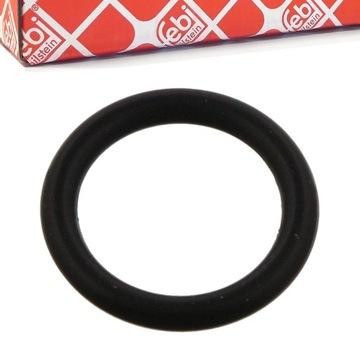 O - кольца масляного радиатора vw golf 7 1.6 tdi 2.0 gtd, фото