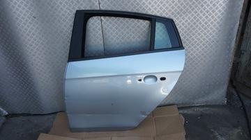 Fiat bravo 2 дверь левая задняя заднее, фото