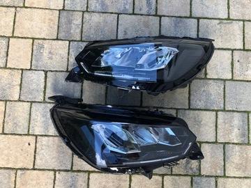 Peugeot 208 2008 2 полный светодиод фара правая левая комплект, фото
