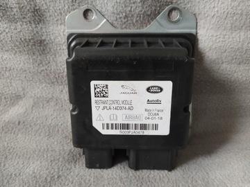 Range rover jpla-14d374-ad блок датчик подушка безопасности, фото