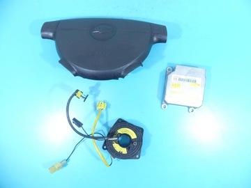 Подушка шлейф контроллер подушка безопасности aveo t200, фото