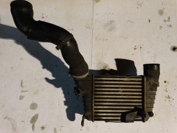Идеальная радиатор интеркулера левая bentley 6, 0i 1, фото