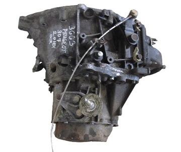 Коробка передач peugeot 307 2. 0hdi 2001r 3gg3, фото