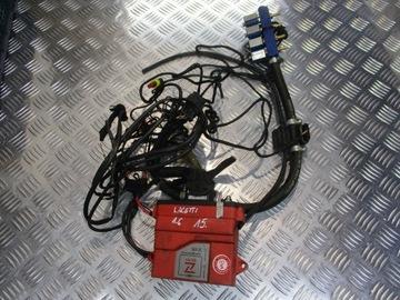 Проводка газ контроллер газа 67r-016205 chevrolet, фото