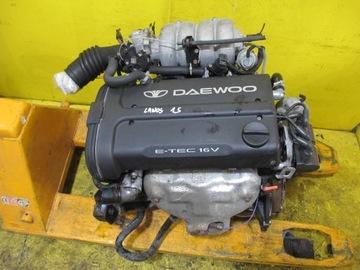 Daewoo lanos 97- 1.5 16v двигатель a15dms, фото