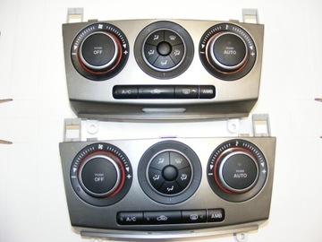 Mazda 3 bk панель управления кондиционером вентиляции кондиционера 03 - 2009 год, фото