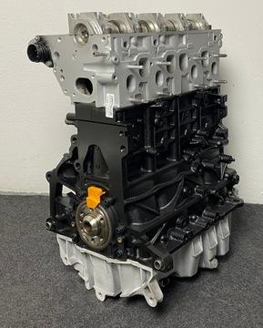 Двигатель регенерировать 1.9 tdi 105km bxf vw audi seat, фото