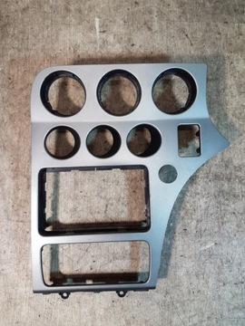 Рамка защита магнитолы панели alfa romeo 159, фото